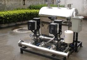 大连无负压供水设备