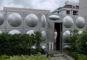 安装不锈钢水箱需要怎么操作