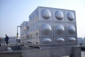 不锈钢大连水箱凹凸面有什么作用