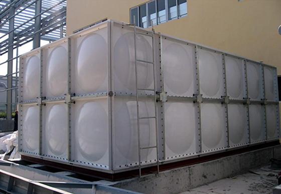36吨玻璃钢水箱