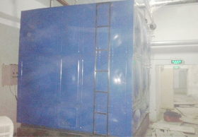 瓦房店人防保温水箱