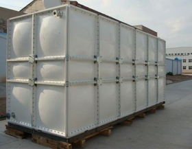 SMS玻璃钢水箱