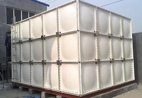 玻璃钢水箱定制