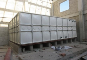 沈阳玻璃钢水箱