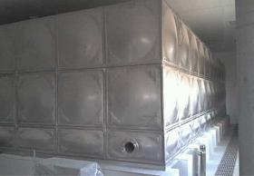 不锈钢人防水箱